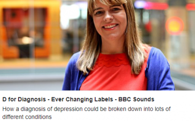 Declan Murphy & Gráinne McAlonan of KCL on BBC Radio 4